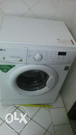 Kindly looking for LG damaged washing machine