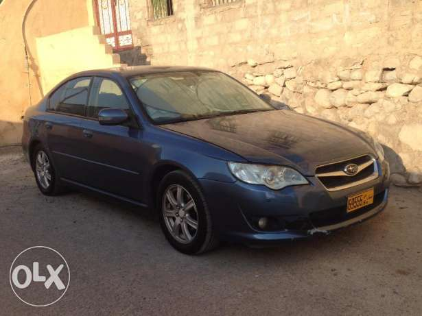 سوبارو ليجاسي ٢٠٠٧ للبيع Subaru Legacy 2007 for sale ازكي -  4