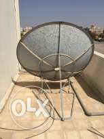 Paksat 1.5 meter dia big dish for sale