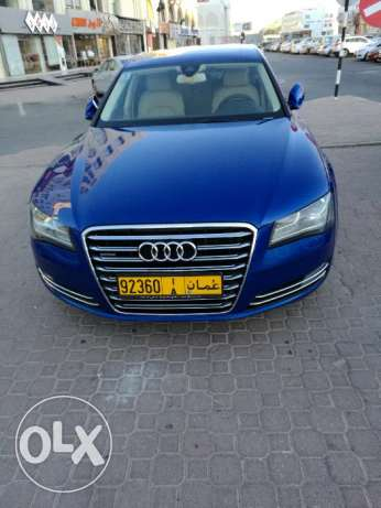 2013 Audi A8L V6 3.O T - Low Mileage - Immaculate condition