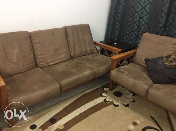 Sofa for sale مسقط -  2