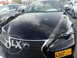 Lexus IS 350 sports