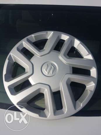 "16"" Wheel Cup for Suzuki Vehicle (1 Set = 4 Nos.) مسقط -  1"