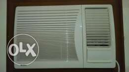 GREE 1.5 ton window air-conditioner