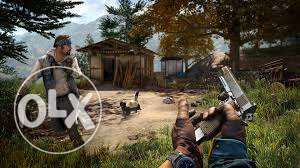 Far Cry 4 For PS3 عبري -  4