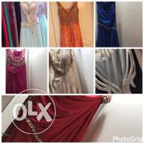 gowns فساتين سهرة
