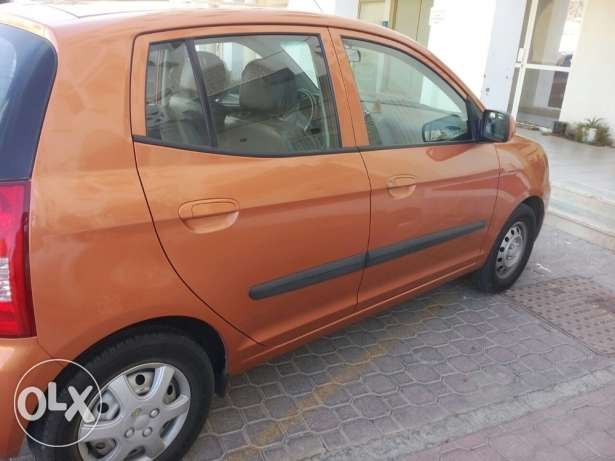 kia picanto for sale بركاء -  4