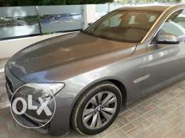 Low Milage BMW 740 li