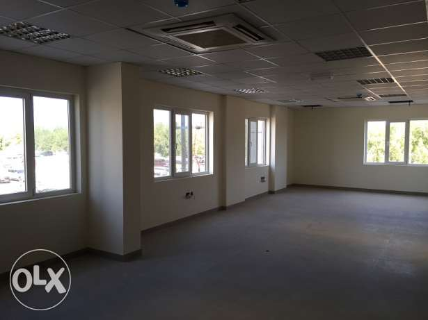 open space office for rent ina good location السيب -  5