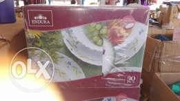 Dinner set 50 pc very good and very cheep only Ro 20