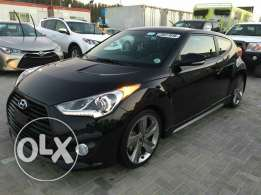 Veloster turbo 2015 توربو