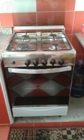 Stove and gas cylinder for sale