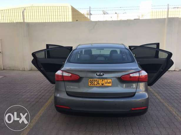 Kia Cerato 1.6 EX 2015 well maintained