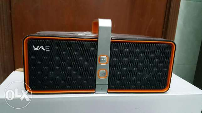 WAE Hercules Wireless Audio Bluetooth Speaker