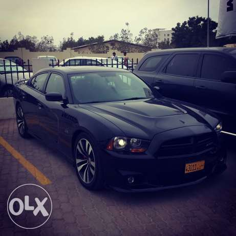 2013 charger SRT