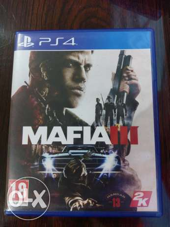 Mafia 3 for sale or exchange