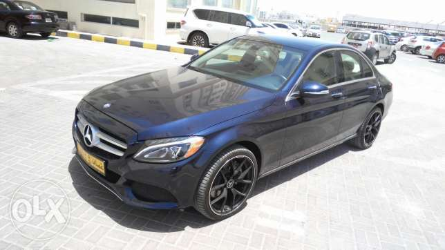 Mercedes C300 model 2015 cash or finance for sell