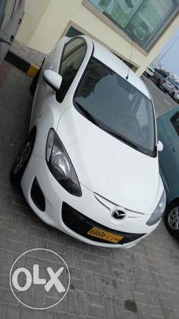 Mazda 2 model 2013 cash for sell السيب -  3