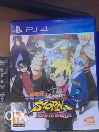 naruto storm 4 + road to baruto