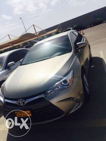 Camry very clean and low miles from USA