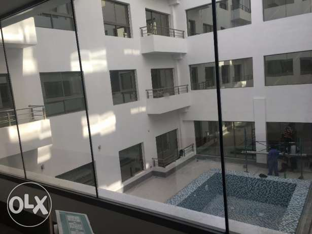 brand new flats for rent in al korom badr el hamra