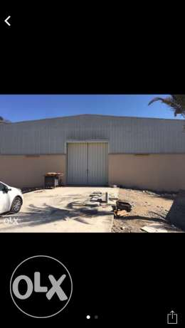 for rent a big store in barka 1450 OR