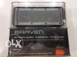 Braven Wireless Speaker 625s