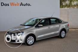 VW Polo 1.6 S 2014 model Checked and certfied