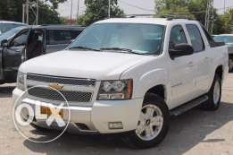 Chevrolet Avalanche 2012 Oman single owned