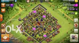 clash of clans Townhall 10 max