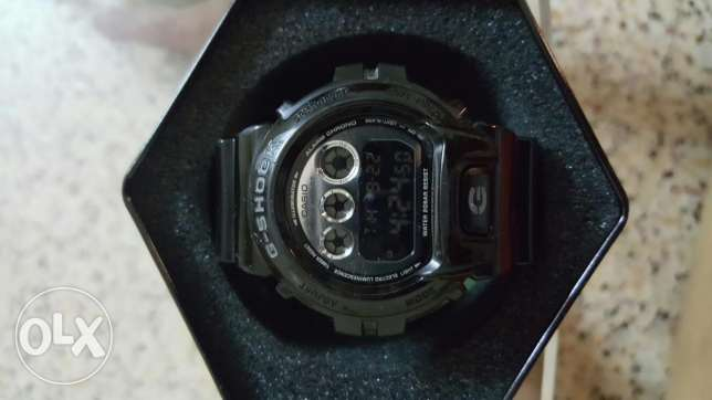 Black g shock original watch مسقط -  4