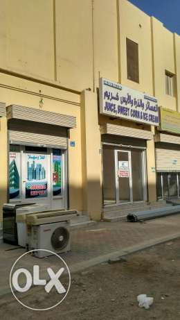 Shops for RENT in Al Maabilah