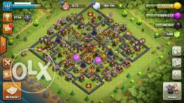 Cheap COC TH10 MAX Clash of Clan With Clash Royal 10 Max