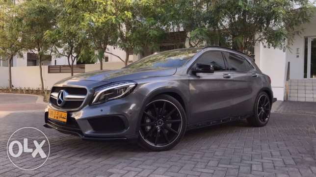 2015 Mercedes GLA45 AMG turbo