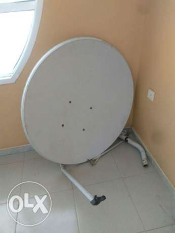 3 large dish plates urgently for sale