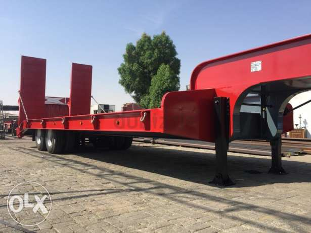 BRAND NEW Low bed trailers every type