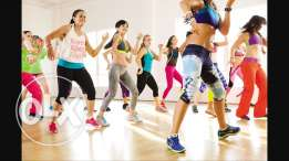 zumba / ladies fitness instructors
