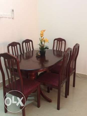 family dining table 6 chairs