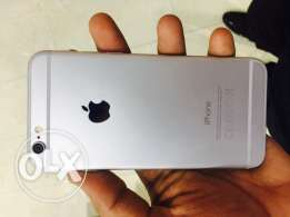 iPhone 6 16 GB Silver Good condition no dents