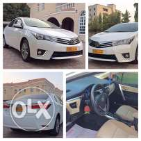 Toyota Corolla SE 2014 GCC very clean Services Bahwan AGENCY 2000 cc