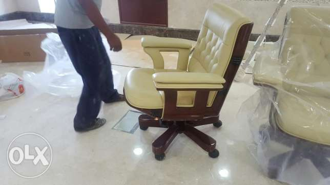 Unused n New Executive Chair -MB مسقط -  2