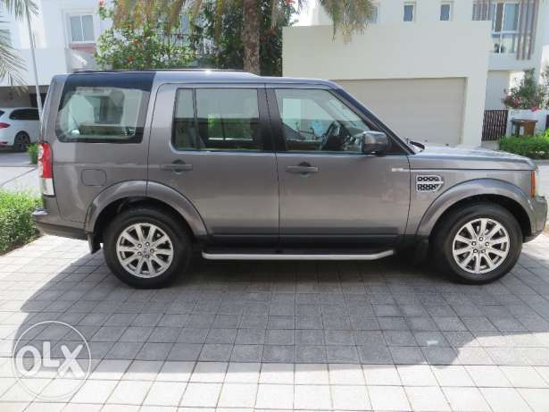 Land Rover LR4 V-6 HSE 2011 Model Low Mileage