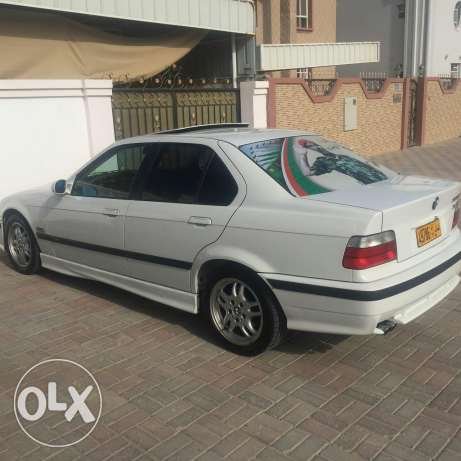 BMW 328 module 96 very clean caondition serious contact only مسقط -  1