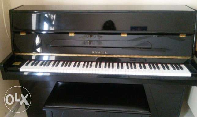 Upright Piano (SAMICK) for sale