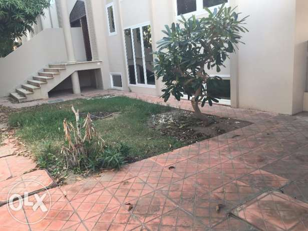 part of four villas for rent in al ozaiba