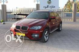خليجي رقم 1 فل ابشن BMW X6 X drive 35i 2010 mint conditions