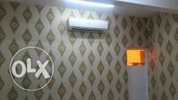Room's for rent with split ac