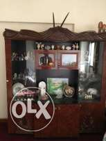 Wall unit for TV n Display