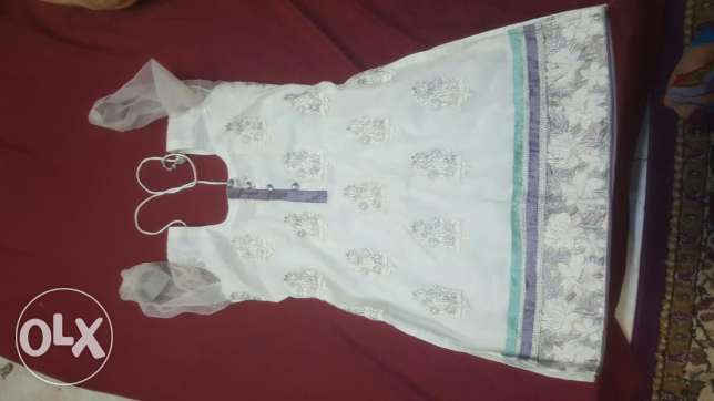 Indian dress for sale very good colour good dress if you want WhatsApp