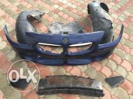 BMW Z4 AC Shnitzer front bumper + other parts